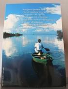 PAULO COELHO - Frase Dal Libro Sono Come Il Fiume Che Scorre - Filosofia & Pensatori