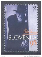Slowenien Slovenia Slovenie 2002 Used CTO: Prominent Slovenes Famous Personalities - Joze Plecnik Architect - Eslovenia