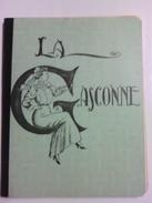 Ancien Cahier D' Ecole LA GASCONNE Avec Table De Multiplication.de 1945 - Books, Magazines, Comics