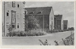 "SCHWERIN --Infanteriekaserne -cachet De Vaguemestre ""Ausbildungsstab Französ.Legion  Briefstempel Aigle Et Croix Gammée"" - Schwerin"
