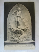 SCULPTURES - BEAUVAIS - Rue De La Frette - H. GREBER -  Fontaine Des Amis Des Arts - Sculptures
