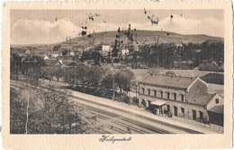 HEILIGENSTADT  --(Bahnhof.)-scan Recto-verso - Heiligenstadt