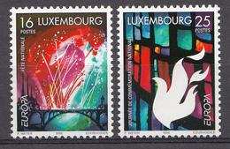 Luxembourg 1998 Mi.Nr: 1451-1452 Europa  NEUF Sans CHARNIERE / MNH / POSTFRIS - Luxemburg