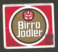 ITALIA - Etichetta Birra Beer Bière MORETTI JODLER - Beer