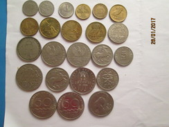 GREECE 27 Coins # L 1 - Greece