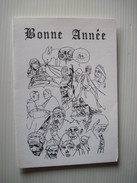 CARTE BONNE ANNEE  Réalisation De L'aumonerie ACCES 12 College Et Lycée ARAGO T.B.E. College GUY FLAVIEN ECOLE BOULLE - Cartes