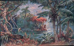 Allemagne, Kolonialkriegerdank, Landschaft In Kamerun (2126) - Illustrators & Photographers