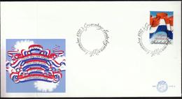 Netherlands 1. 11. 1972 / Flag