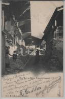 Une Rue Au Sepey Ormonts-Dessous - Photo: E. Chiffelle No. 257 - VD Vaud