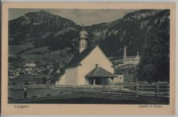 Lungern - Kapelle In Obsee - Animee Belebt - Photo: Brügger No. 1139 - OW Obwald
