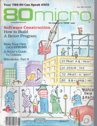 80micro.  N°41 - Juin 1983 - Informatique/ IT/ Internet