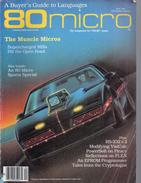 80micro.  N°39 - April 1983 - Informatique/ IT/ Internet