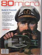 80micro.  N°38 - March 1983 - Informatica/IT/Internet