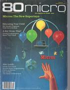 80micro.  N°37 - February 1983 - Informatica/IT/Internet