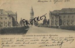 Merksplas : Les Colonies De Mendicité ( Geschreven 1902 Met Zegel ) - Merksplas