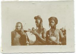 """TCHAD - """"3 Femmes Aux Calabasses"""", Photo Originale - Africa"""