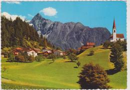 AUTRICHE,OSTERREICH,AUSTRIA,TIROL,OETZ,OTZ,EGLISE,VILLAGE PAISIBLE - Autres