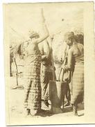 "NIGER ""Femmes Djermas Au Travail"",photo Originale - Africa"