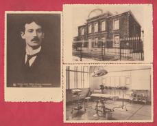 La Hestre - Institut Médical Des Mutualités Socialistes - 3 Cartes Postales ( Voir Verso ) - Manage