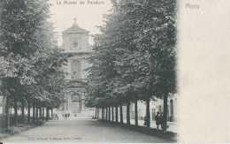 Mons - Le Musée De Peinture - Pas Circulé - Dos Non Séparé - Animée - TBE - Mons