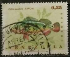 VENEZUELA 1966 Fish. USADO - USED. - Venezuela