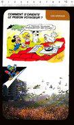 Humour Pigeon Voyageur / Oiseau Lacher De Pigeons Voyageurs Boussole Carte Géographique  / IM 01/D-14 - Alte Papiere