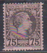 Monaco N° 8 X (Hinged) - Cote 415 Euros - Prix De Départ 100 Euros - Monaco
