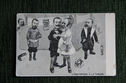 L'Invitation à La Valse - Satira