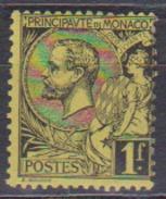 Monaco N° 20 Luxe (MNH) - Cote 40 Euros - Prix De Départ 10 Euros - Monaco