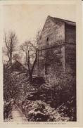 VEULES-les-ROSES - Un Moulin Sur La Veule  (hk4-06) Non Circulée - Veules Les Roses