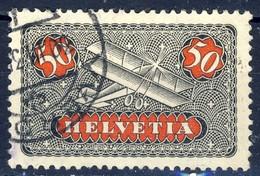 #Schweiz 1923. Airmail. Michel 184x. Cancelled