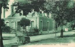 Dep - 17 - VERINES Le Chateau - France