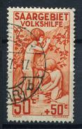 99559) SAAR # 106 Gestempelt Aus 1926, 25.- € - 1920-35 Société Des Nations