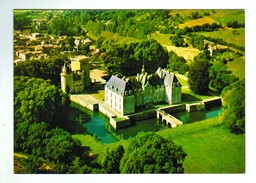 14234   CPM  SAINT LOUP Sur THOUET : Vue Aérienne  -  Le Château   ACHAT DIRECT !! - France
