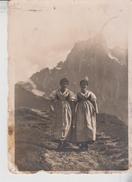 Folklore Costumi Siusi Spedita Da Valdobbiadene Treviso 1936  Difetto - Costumi