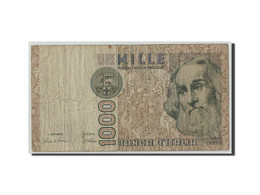 Italie, 1000 Lire, 1982, KM:109a, 1982-01-06, B - [ 2] 1946-… : République