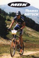 5357 CP Cyclisme  Thomas Dietsch - Cyclisme