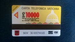 Telecarte Neuve Vatican N° 36