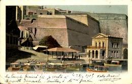 Malte - Carte Postale De Valletta En 1905 Pour L 'Algérie - A Voir - L 6126 - Malte
