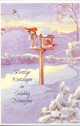 Fantasie - Vogel - Roodborstje - Oiseau - Rougegorge - Bird - Robin Redbreast - Autres Collections