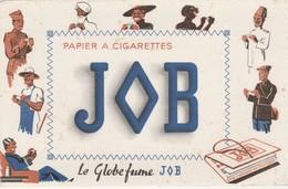 BUVARD PUBLICITAIRE Papier à Cigarette  JOB  - 024 - A