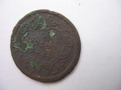 1 SOLDO 1744 GORIZIA (GORICA) - Regional Coins