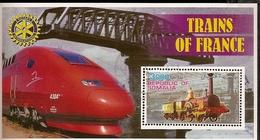 Somalia & Trains From France (35) - Trains