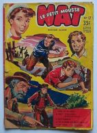BD NAT LE PETIT MOUSSE - NUMEROS 17 - 1953 - Bücher, Zeitschriften, Comics