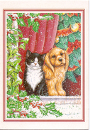 Fantasie - Kat - Hond- Poes - Chats -Chien - Cat - Dog - Autres Collections