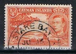 Kaaiman Eilanden Y/T 104a (0) - Iles Caïmans