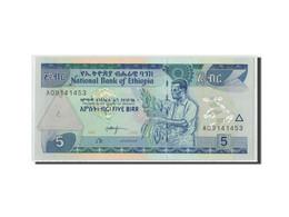 Éthiopie, 5 Birr, 2006, KM:47d, NEUF - Ethiopie