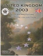 GRANDE BRETAGNE      ESSAIS - PRIVES   (Ecosse)      2003 - EURO