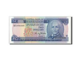 Barbados, 2 Dollars, KM:30a, NEUF - Barbades