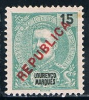 Lourenço Marques, 1917, # 147, MNG - Lourenco Marques